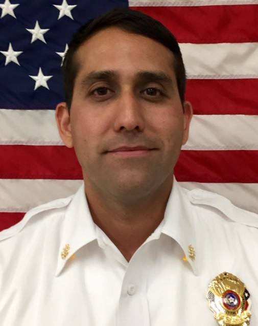 <b>Assistant Chief 'Operations'</b>  <br>Manny Maldonado<br>